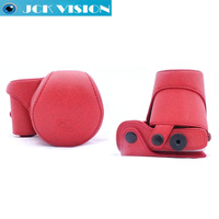 Сумка для видеокамеры NO Camera case for Sony NEX5C digital Camera, ! spring new fashion red Camera bag