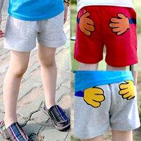 Free shipping 2014 new summer shorts boys clothing girls clothing baby & kids pants children trousers kz-1687