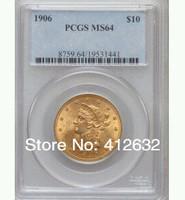 1906 $10 Liberty Head Gold Eagle FREE SHIPPING