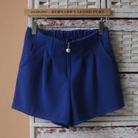 2014 spring Straight thin wild bottoming  leisure Shorts Skirts 1pcs free shipping