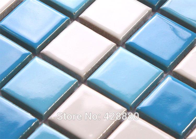 Porcelanato vitrificado mosaico folhas de telha cozinha backsplash azulejos espelho TC001 telha tijolo cerâmico adesivos de parede do banheiro telhas(China (Mainland))