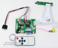 "Free shipping For Raspberry Pi HDMI+VGA+AV LCD Controller for 10.1"" N101BCG-L21 IPS LED Screen 1366x768"
