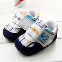 2014 wholesale price baby boy Toddler shoes baby shoes soft soled baby prewalker size in 11/12/13cm Free Shipping