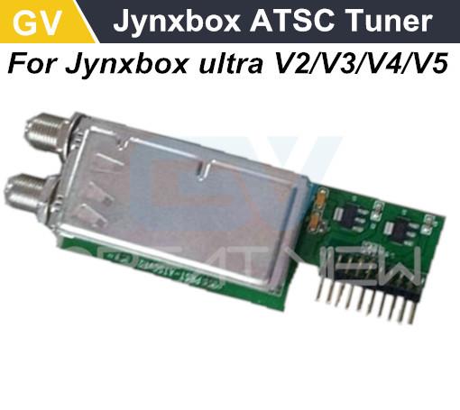 5PCS/LOT JYNXBOX JB ATSC Tuner for jynxbox ultra hd v2 v3 ATSC tuner best work for jynxbox ultra hd v4 v5 tuner(China (Mainland))