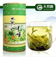 huangshan mountain maofeng tea yellow mountain new tea spring tea Chinese premium green tea gu yuan