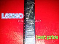 Free shipping L6599D L6599 SOP in stock