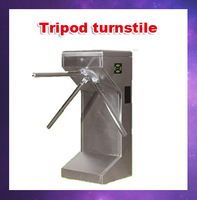 Tripod Turnstile waist high turnstile for access control. DHL Free shipping