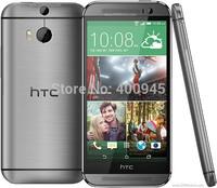 "HTC One2 M8 One+ 16gb Original Refurbished Phone 5.0""screen Quad-core Dual 4MP+5MP Camera 2+16gb Memory WIFI GPS Free shipping"