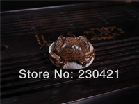 Free shipping Vietnamese agarwood Crab wood playing pieces small  wooden ornaments home
