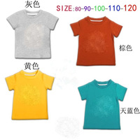 freeshipping!!new arrival brand 2014 new fashion kids baby boy clothing childrens clothes 100%cotton t shirts 5pcs/lot