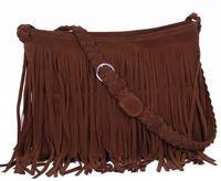 New 2014 Women Bags Tassel Designer Handbag Women messenger Bag Lady Cross Body Shoulder bag  Free Shipping