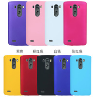 For LG G3 Matte Hard Case,New Rubber Hard Back Cover Case For LG G3