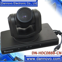 DANNOVO China Module 1080P HD USB 3.0 Video Conference Camera,PTZ 10x Optical Zoom,Support RS232,RS485,Plug and Play,Free Drive