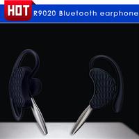 Male Women wireless bluetooth stereo earphones R9020 bluetooth headset bluetooth 4.0 headphone free shipping