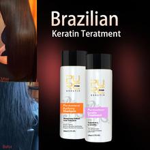 Brazilian chocolate keratin treatment formalin 5%  hair straightener set for Brazlian Hair hair mask freeshipping home use(China (Mainland))