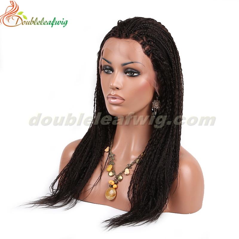 Hair Lace Front 6a Braid