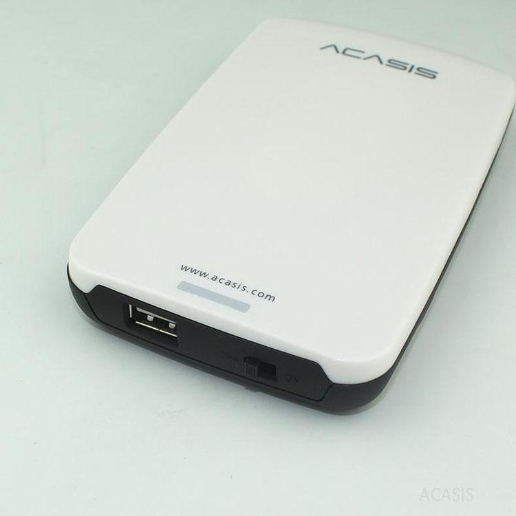 "free shipping new 2014 hot sale SATA 2.5"" USB 2.0 HDD Enclosure ,External Hard Drive 1tb HD External Storage Case Box Fast Speed(China (Mainland))"