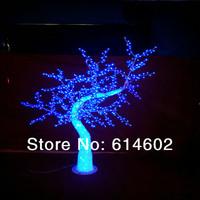 H: 2m LED pink simulation cherry tree/led christmas tree