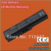 L745 battery For Toshiba Satellite L645 L655 L700 L730 L735 L740  L750 L755 PA3817 PA3817U-1BRS PA3816U-1BRS