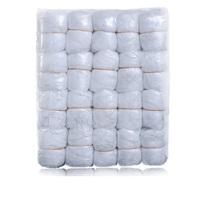 Waterproof PE disposable shower caps 200 pieces per bag