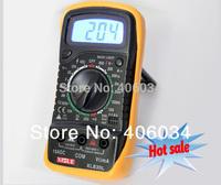 3.1/2 Palm-Size best Digital Multimeters XL830L AC DC Ohm Meter VOLT