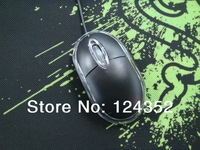 Hot Selling 2014 Brand New Gaming mice Wired mouse Cord Optical LED Scroll Computer PC Mouse with USB2.0 high DPI Free Shipping