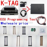 KTAG K-TAG ECU Programming KTAG KESS V2 ECU Programming Tool 100% J-Tag Compatible Auto ECU Prog Tool Master Version V2.06