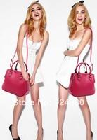 quality 2014 female fashion bags brief design women trend  handbag small cross-body multi-color