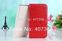 Wallet Leather Retro Flip Card Holder Cover Case For Samsung Galaxy S3 i9300 S4 i9500 S5 i9600 Note2 N7100 Note3 N9000 Phone Bag