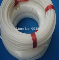 PTFE ozone output Tube,Teflon pipe,Polytetrafluoroethylene  tube ID 8MM,OD10MM  (8X10MM) white color
