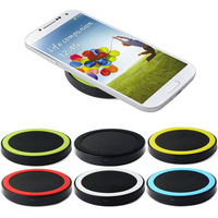 Qi Car  Mobile Phone Wireless Charger For iPhone 4S 5 5S Lumia 920 820 LG Nexus 4 5 Samsung Galaxy S4 S3 Note1 Note2 Charge Pad
