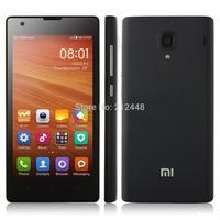 "Case&film free! Xiaomi Red mi 1s WCDMA,red rice 1s MSM8228 Quad Core 1.6Ghz,4.7"" IPS screen 1280x720,1G RAM 8G ROM,Dual SIM,GPS"