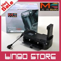 Excellent quality!Original MeiKe MK-D5100 EN-EL14 Holder Battery Grip for Nikon D5100 DSLR+Retail Box Packing Drop&Free Shipping