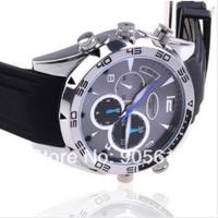 8GB 1080P High Resolution W5000 Waterproof Watch camera DVR with IR Night Vision HD Hidden Watch Camera Elegant Wrist watch