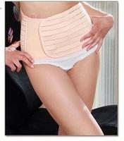 women's Beige staylace  waist shapewear body shaping  thin tummy tripe Breathable Waist  seamless Slimming Belt Slimmer Girdle