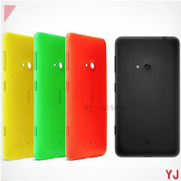 Free shipping For Nokia Lumia 625 Original Back Battery Cover Housing for - Black Yellow Green Red White color