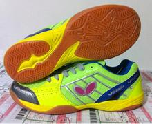 2014 chaussures de tennis hommes et femmes loisirs chaussures de sport antidérapants respirant tennis de table chaussures size36-45(China (Mainland))
