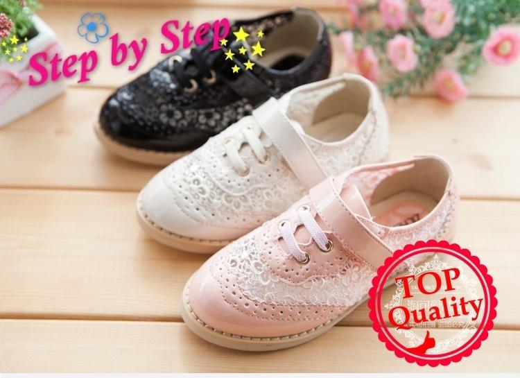 Nouveau printemps 2014/filles. princesse, chaussures./unique chaussures baskets/dentelle mignon enfants princesse style/chaussures en cuir chaussures filles