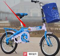 16 child folding bicycle 20 adult bike male Women student car