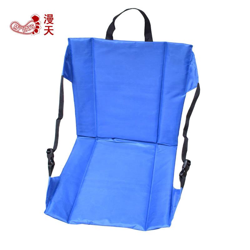 Light type outdoor camping folding chair cushion belt beach moisture-proof pad(China (Mainland))