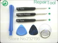 Free shipping 7 in 1 Repair Pry Kit Opening Tools Special Repair Kit Set screwdriver Crowbar pry tool Opening Pry Repair Tool