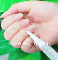 Free Shipping 3 Pcs Cuticle Revitalize Oil Mix Taste Nail Art Salon Treatment Care Set