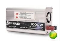 SUOER 1000W car/Home power inverter 12V/24V to 220V Special offer