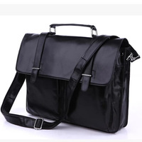 J.M.D Vintage Genuine leather handbag men messenger bags commercial briefcase 7120 business man bags cowhide leather totes bags