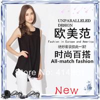 New 2014 summer women's sleeveless spaghetti strap Women's Clothing