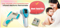 Home and Baby Infrared Thermometer Non-Contact Laser Infrared Digital IR Thermometer With Led Backlight