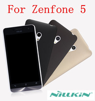 Nillkin Super Frosted Shield Phone Case For ASUS Zenfone 5 + Screen Film + Retail package Good quality Free Shipping