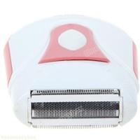 Top quality Hot sale Promotion JC-008 Personal Safe Washable Electronic Epilator Ladyshave
