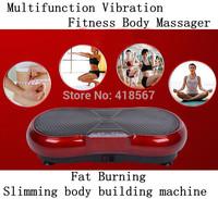 High Quolity Fat Burning Multifunction Ultrathin Body Slimmer , Home Used Vibration Fitness Massager  Body Massager