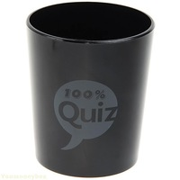 Top quality Promotion Hot selling Hot sale Funny Cup Mug Water Cup Coffee Cup Container Trick Tool -Black